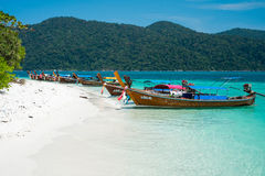 KOH ADANG, THAILAND Royalty Free Stock Images