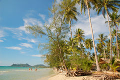 Koh Chang. Island in thailand stock images