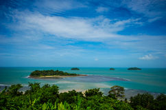 Koh Chang Royaltyfri Foto
