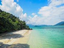 KOH Chang de mer Photos libres de droits