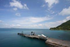 Koh Chang Island Royalty-vrije Stock Foto