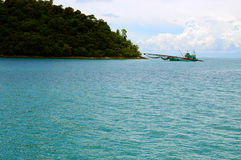 Koh Chang island Royalty Free Stock Image
