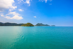 Koh chang island beach Stock Images
