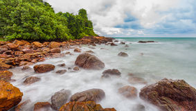 Koh Chang island Royalty Free Stock Photos