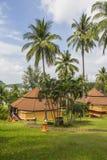 Koh Chang Paradise Resort-&Spa ist ein romantisches, ruhiges sanctuar Lizenzfreies Stockbild