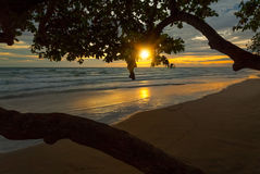 Koh Chang sunset Stock Images