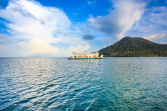 Koh Chang Thailand ferry boat Royalty Free Stock Photography