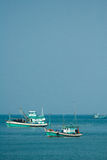 Koh Chang, Thailand.  Many of Ko Chang's villages rely o Royalty Free Stock Photography