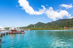 Koh Chang in Thailand Royalty Free Stock Photo