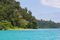 Koh het Nationale Park van Surin Stock Afbeeldingen