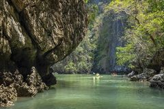Koh Hong Krabi Thailand Royalty Free Stock Photography