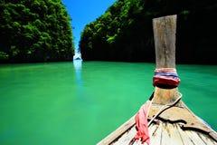 KOH-Hong-Nation-Park bei Thailand Lizenzfreies Stockfoto