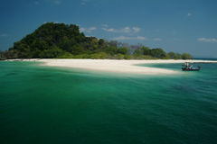 Koh Kai in Andaman sea.Thailand Royalty Free Stock Photo