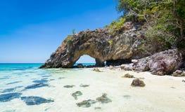 Koh Kai Famous Island Of Thailand Fotografia Stock Libera da Diritti