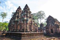 Koh Ker. Ancient temple Koh Ker,Cambodia stock photography