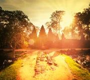 Koh Ker Royalty Free Stock Photography