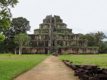 Koh Ker Stock Photography