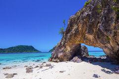 Koh Khai Island, Satun, Thaïlande Image libre de droits