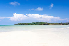 Koh Kham Beach, Koh Mak, Trat Stock Photo