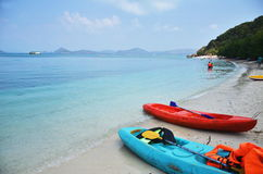 This is Koh Kham island Stock Images