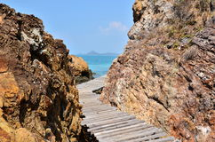 This is Koh Kham island Royalty Free Stock Image