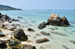 This is Koh Kham island Royalty Free Stock Photo