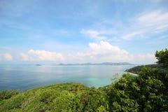 Koh Kham, isola di Kham Immagini Stock
