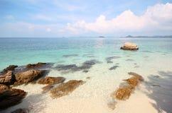 Koh Kham, isola di Kham Fotografie Stock