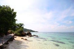 Koh Kham, isola di Kham Immagine Stock Libera da Diritti