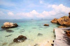 Koh Kham, isola di Kham Immagine Stock