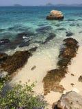 Koh Kham-Sattahip,Thailand. Beautyful island at Sattahip Chonburi Thailand royalty free stock photos