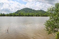 Koh kong province in kingdom of cambodia near thailand border Stock Photo