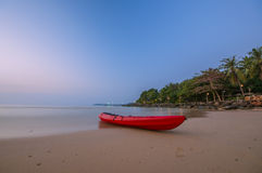 Koh Kood Tajlandia, plaża Obraz Royalty Free