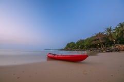 Koh Kood Thailand strand Royaltyfri Bild