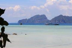 Koh Kradan Thailand Arkivfoton