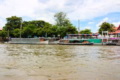 Koh Kret, Bangkok, Thailand Royalty Free Stock Photography