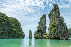 Koh kudu island. Located north of koh yao noi in Phuket thailand. beautiful spot for take a photo Stock Photo