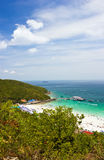 Koh Lan in Pattaya Thailand Stock Photo