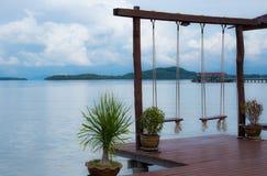 Koh Lanta bacony stock photo