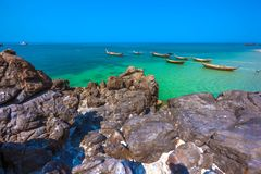 Free Koh Lanta Island Coast, Krabi, Thailand. Royalty Free Stock Photo - 130678965