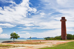 Koh Lanta Lighthouse Stock Image