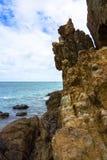 Koh Larn Beach Stones Images stock