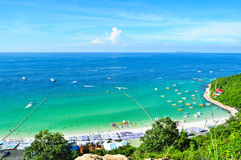 Koh Larn island Royalty Free Stock Photos