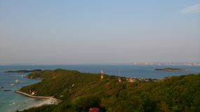Koh Larn Island Immagine Stock