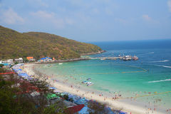 Koh Larn island, Chonburi, Thailand Royalty Free Stock Photos