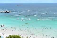 Koh Larn island tropical beach,the most famous island  of pattaya city Royalty Free Stock Image