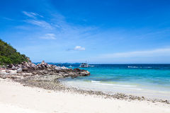 Koh larn pattaya thailand Royalty Free Stock Photo
