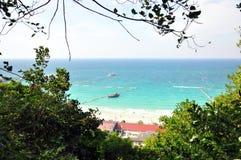 KOH larn Pattaya Thailand lizenzfreie stockfotos