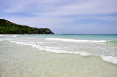 Koh larn pattaya thailand Royalty Free Stock Images