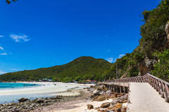 Koh Larn ,Pattaya ,Thailand. Landscapes > Water > Seas and Oceans Royalty Free Stock Photo